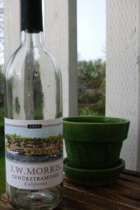 2007 JW Morris Gewürztraminer