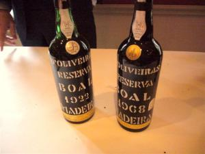 Madeira 1922 and 1968