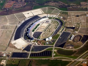 NASCAR  Texas Motor Speedway