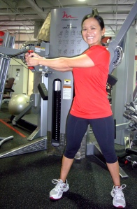 Julie Yokoshima, Fitness Director at Overtime Fitness