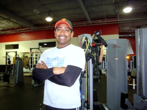 "Carlos Melara, independent trainer, ""Love the Burn Fitness"""