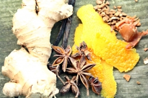 Picture of some Spices for mulled cidar